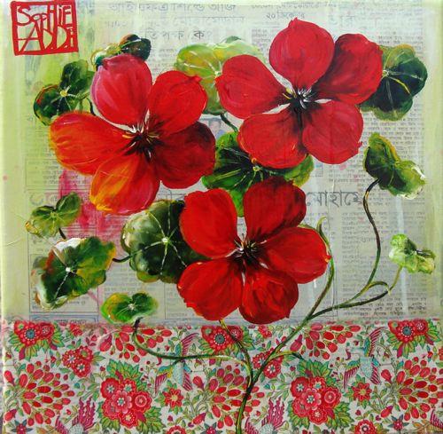 Peintures Fleurs (12/13)